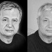 Ретушь. Услуги ретушера, обработка фото для гравировальных с, в г.Николаев