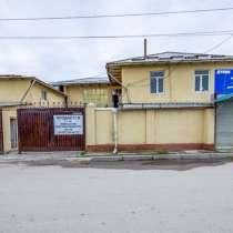 Продаю 2-х этажное производственное помещение под бизнес, в г.Бишкек
