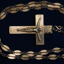 Крест наградной протоиерейский павловский. Кострома, XIX век, в Санкт-Петербурге