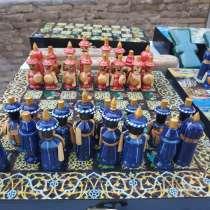 Шахматы ручного работы, в г.Самарканд