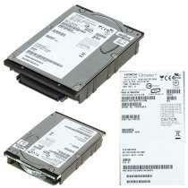 Серверные жёсткие диски SCSI Hitachi HUS103073FL3800 (2 шт.), в Омске
