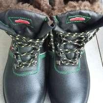 Продам зимние рабочие ботинки, в Первоуральске