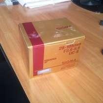 Продам объектив Canon Sigma AF 28-105mm F3.8-5.6 UC-III, в Тольятти