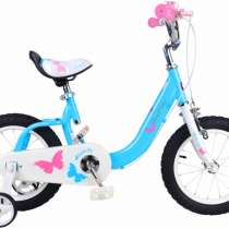 "Велосипед Royal Baby Butterfly Steel 12""14""18 МАГАЗИН!!, в Москве"
