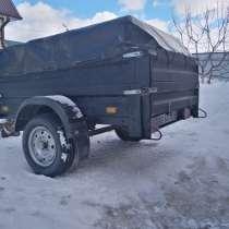 Прицеп курганской со съёмным модулем, в Тюмени