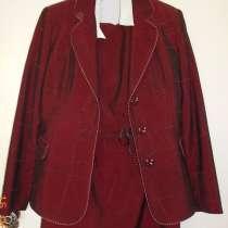 Женский костюм-четверка бордо, в Саратове