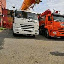 25 тонн кс-45717К-3 новый, в Санкт-Петербурге