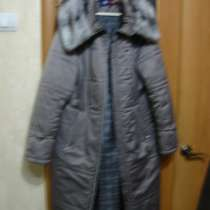 Пальто зимнее, в Москве