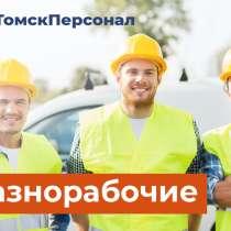 Разнорабочие, в Томске