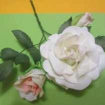 Цветы из фоамирана, в г.Могилёв
