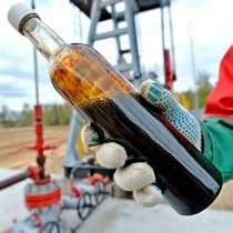 Нефть товарная, в Москве