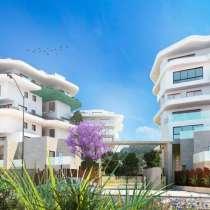 Современные дома и апартаменты на берегу моря в Виллахойосе, в г.Villajoyosa