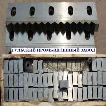 Изготовление продажа ножей для шредера 40 40 25мм корончатог, в Туле