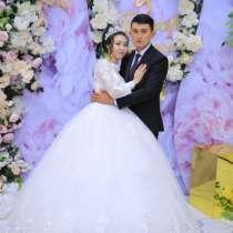 Свадебное платье, в г.Алматы