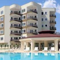 Новая квартира в 600м от моря в р-не Коньяалты Анталья, в г.Анталия