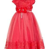Нарядное платье 98см, в Москве