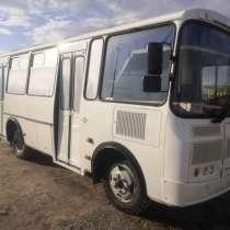 Пассажирские перевозки автобусом ПАЗ (ПАЗ-4234), в Омске