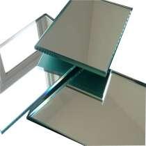 Листовые стёкла с толщиной 4мм, обточенные, в г.Рочестер