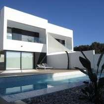 Недвижимость в Испании, Новая вилла в Морайра, в г.Calp