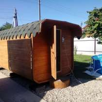 Квадро-баня 4 метра, в Краснодаре