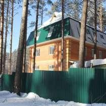 Дом в Тимирязево, в Томске