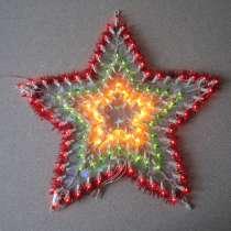 Праздничная звезда, в Саратове