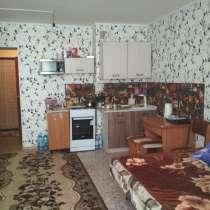 Студия 25 кв. м., 7\10 кирп., хороший ремонт, в Томске