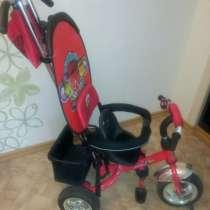 Продам детский велосипед-коляску, в Новосибирске
