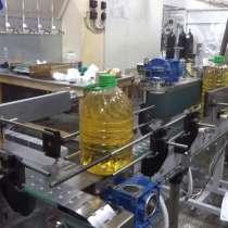 Линия розлива растительного масла до 5л., до 800 б/час, в Ульяновске