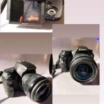 Фотоаппарат Sony Alpha SLT-A58 Kit, в Москве