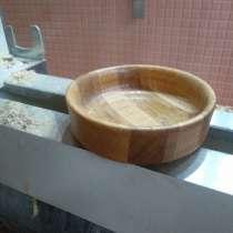 Деревянная дубовая посуда, в Москве