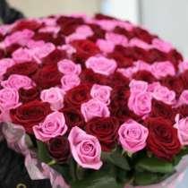 101 роза в Нижнем Новгороде, в Нижнем Новгороде
