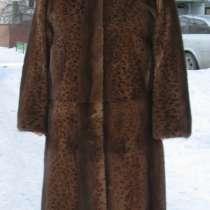 Продам норковую шубу р-р 48-50, в г.Петропавловск