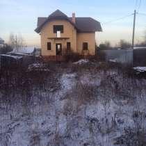 Продается участок+дом в красивом месте, в Москве