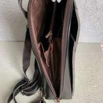 Рюкзак из натуральной кожи, в Калуге