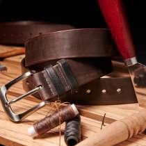 Мужской кожаный ремень, в Нижнем Новгороде