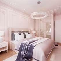 Дизайн-проекты квартир, офисов, в Краснодаре