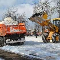 Уборка снега, в Люберцы