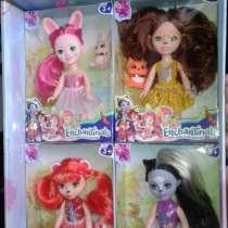 Куклы 4 шт-в коробке, в г.Могилёв