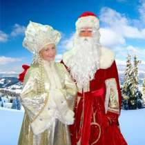 Заказ Деда Мороза в Самаре, в Самаре