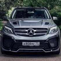 Hood para Mercedes-Benz GLE w17 2018 2019, в г.Аракажу
