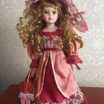Кукла фарфоровая, в Москве