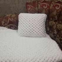 Пледы, подушки, чехлы. Ручная работа, в Туле