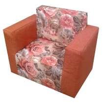 Мини-кресло детское Кисюша из поролона, в Санкт-Петербурге