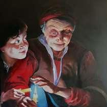 Картины, холст, масло, в Самаре
