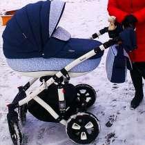 Продам модульную коляску BeBe-mobile Toscana 2 в 1, в Пущино