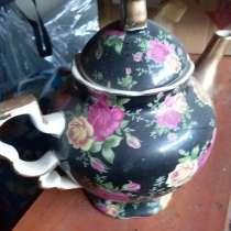 Чайник заваргой, Китай 50-х, в г.Буча
