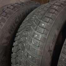 Продаются шины БУ Michelin X-Ice 3 215/65 R16 102T, в Ростове-на-Дону