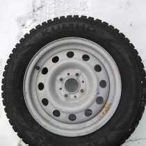 Продам диски с резиной на жигули, и на волгу, в г.Луганск