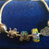 Pandora Style браслет, в г.Северодонецк